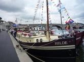 Hilde built at MSO Marine London Boatyard