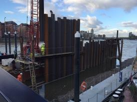 MSO Marine London Boatyard Infrastructure Engineering